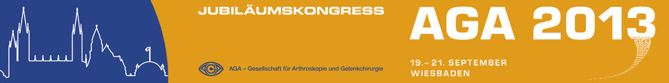 30. AGA-Kongress (2013)