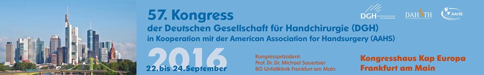 57. Kongress der DGH